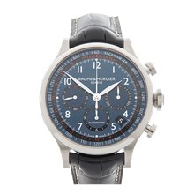 Baume & Mercier Capeland Chronograph 47mm Stainless Steel - M0A10065