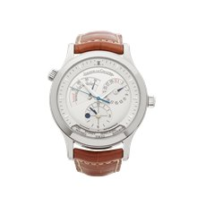 Jaeger-LeCoultre Master Control Geographic 42mm Stainless Steel - 142.3.92