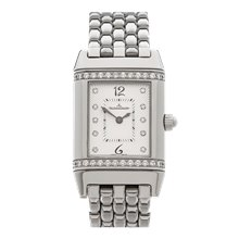 Jaeger-LeCoultre Reverso Florale Stainless Steel - 265.8.08