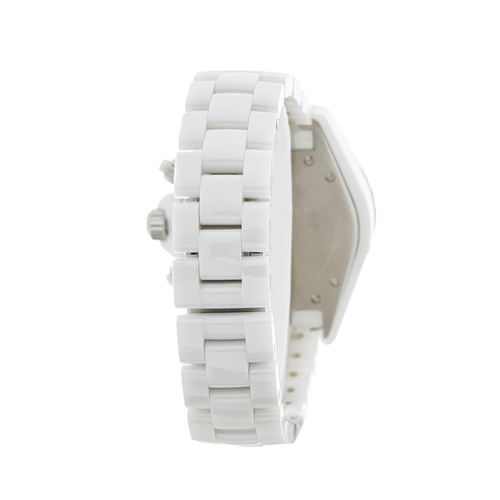 Chanel J12 Chronograph Ceramic 1008