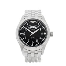 IWC Pilot's UTC 39mm Stainless Steel - IW325102