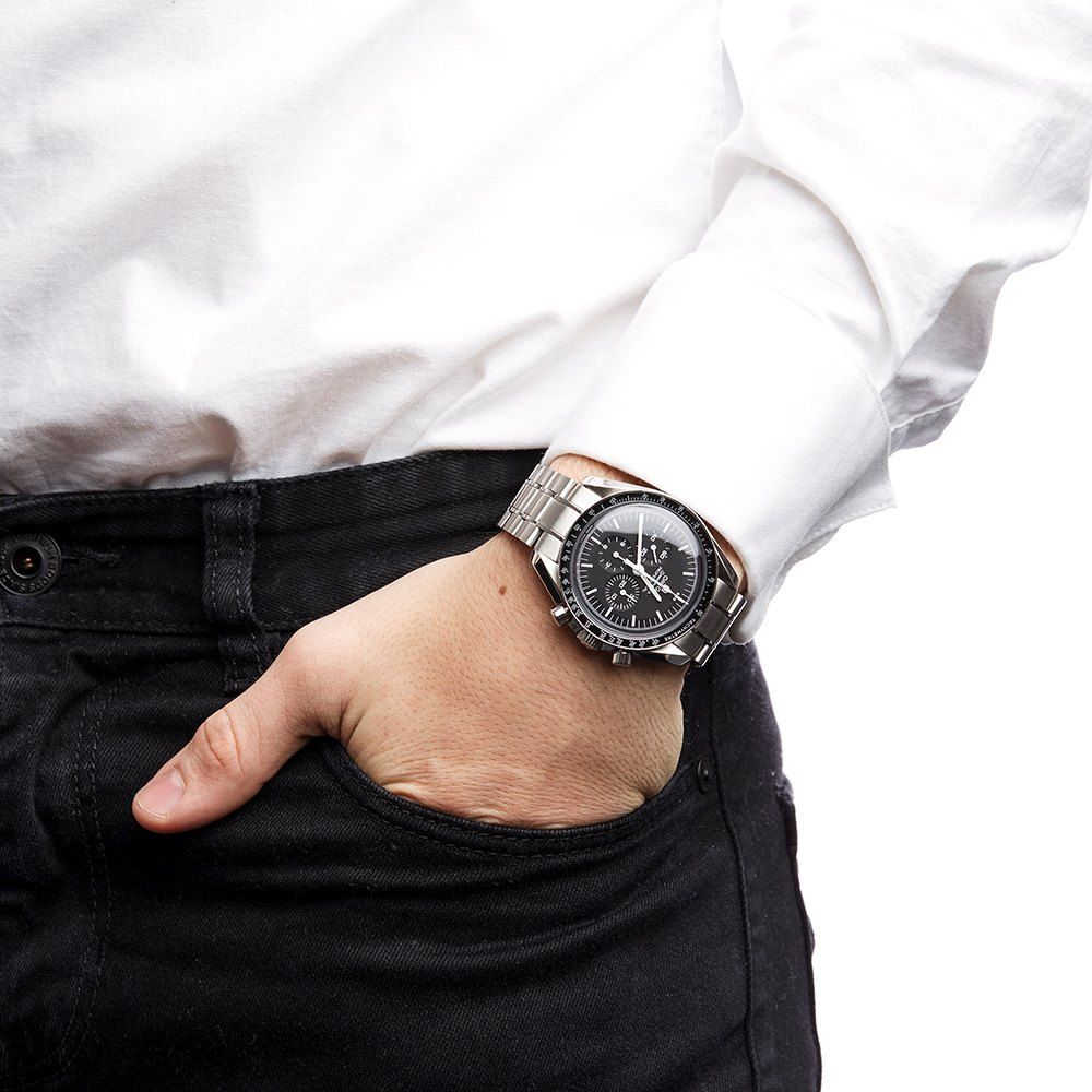 Second Hand Omega Speedmaster Watch Pre Owned Watches Xupes