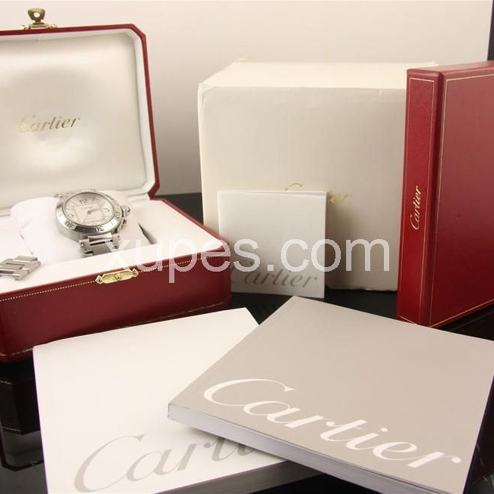 Cartier Pasha Stainless steel