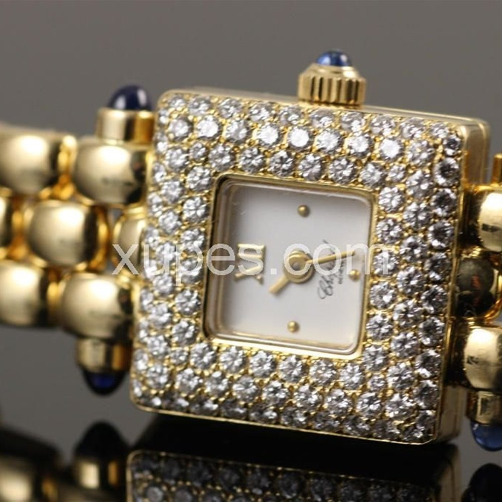 Chopard Happy Diamonds 18k Yellow Gold