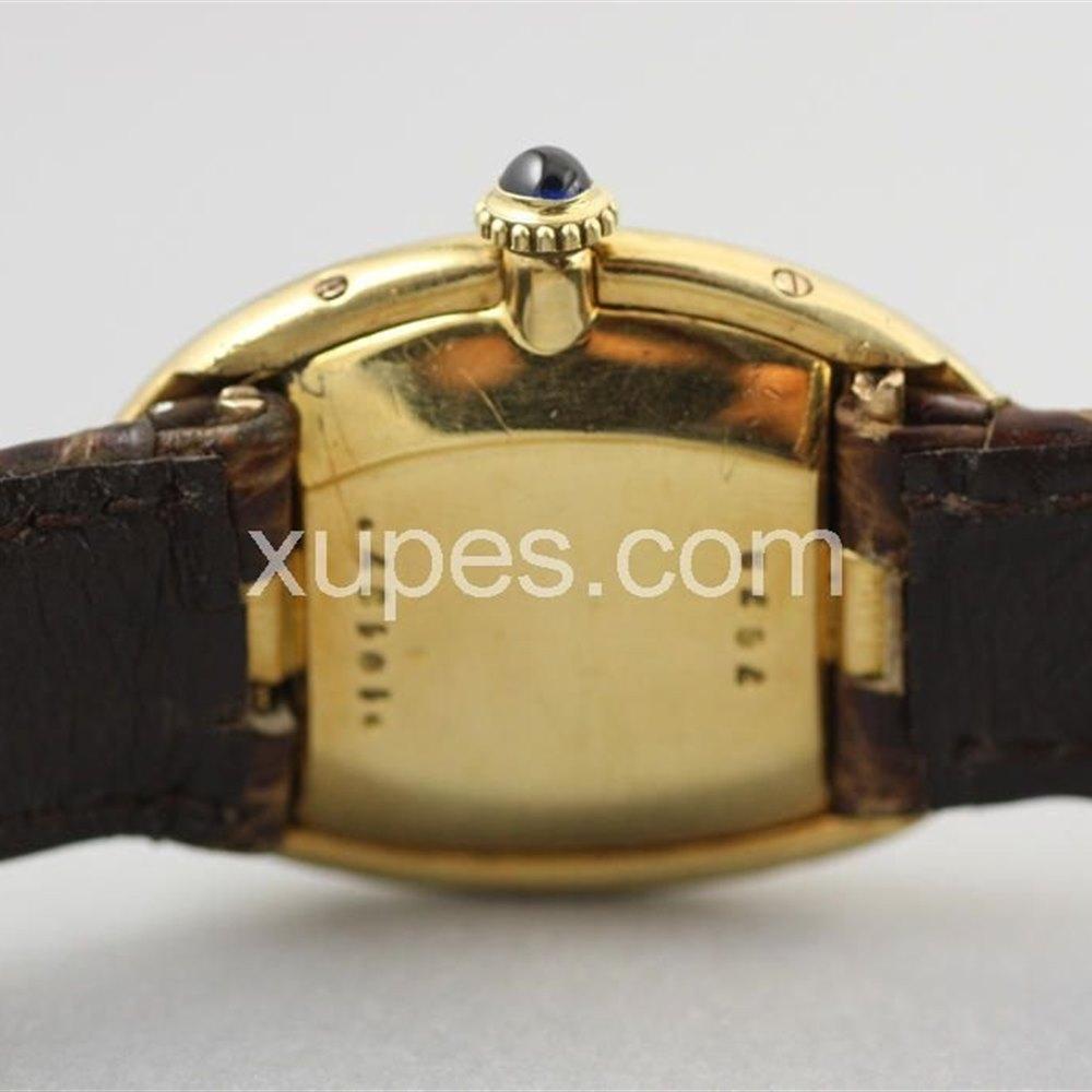 Cartier Baignoire 18k Yellow Gold
