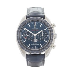 Omega Speedmaster Moonphase Chronograph 42mm Stainless Steel - 304.33.44.52.03.001
