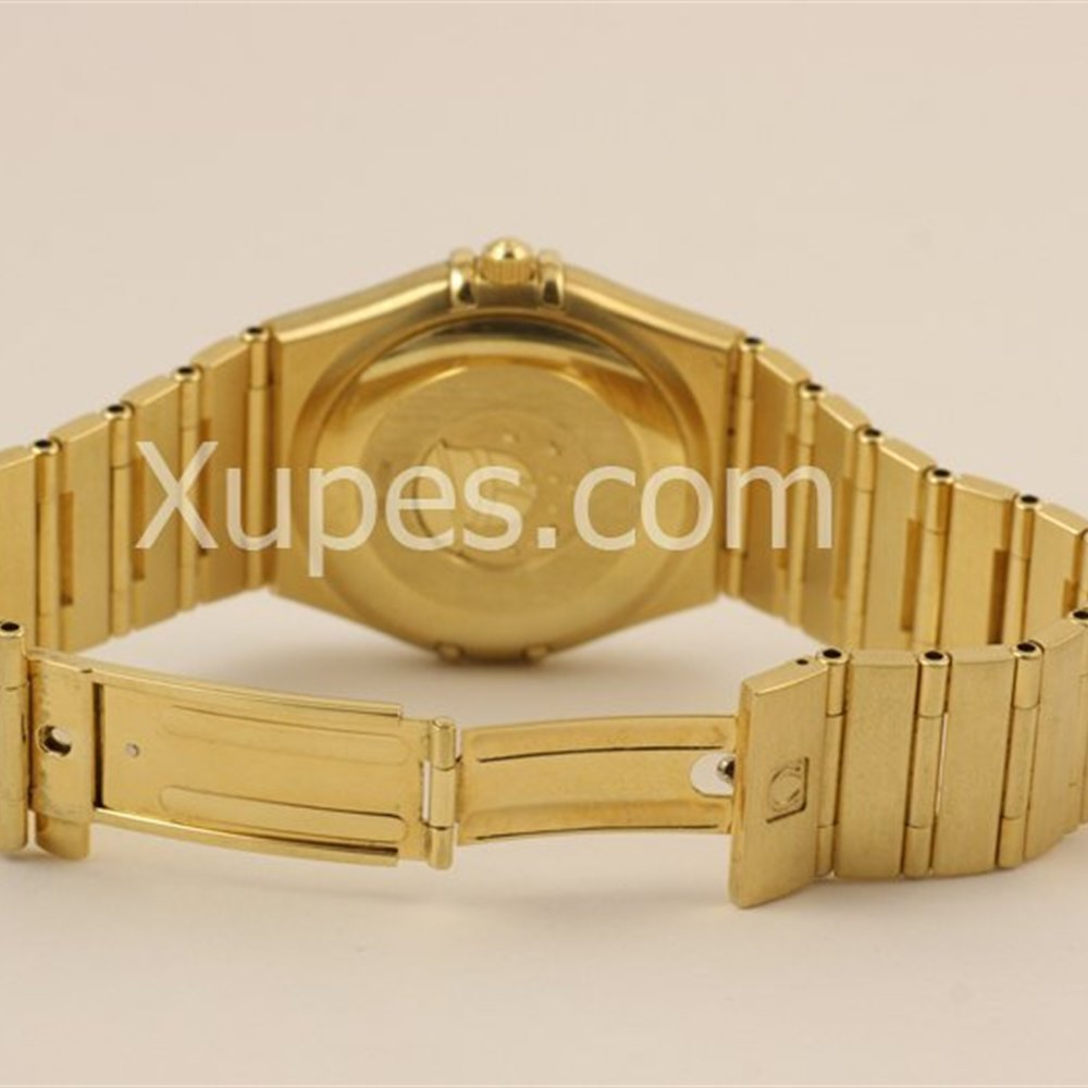 Omega Constellation 18k Yellow Gold