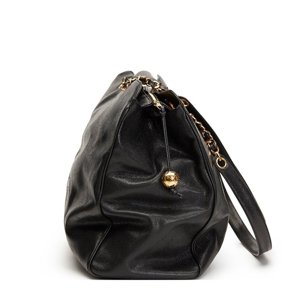 dcd1b2a3d14dc0 Chanel Jumbo XL Supermodel Tote 1994 HB1359 | Second Hand Handbags