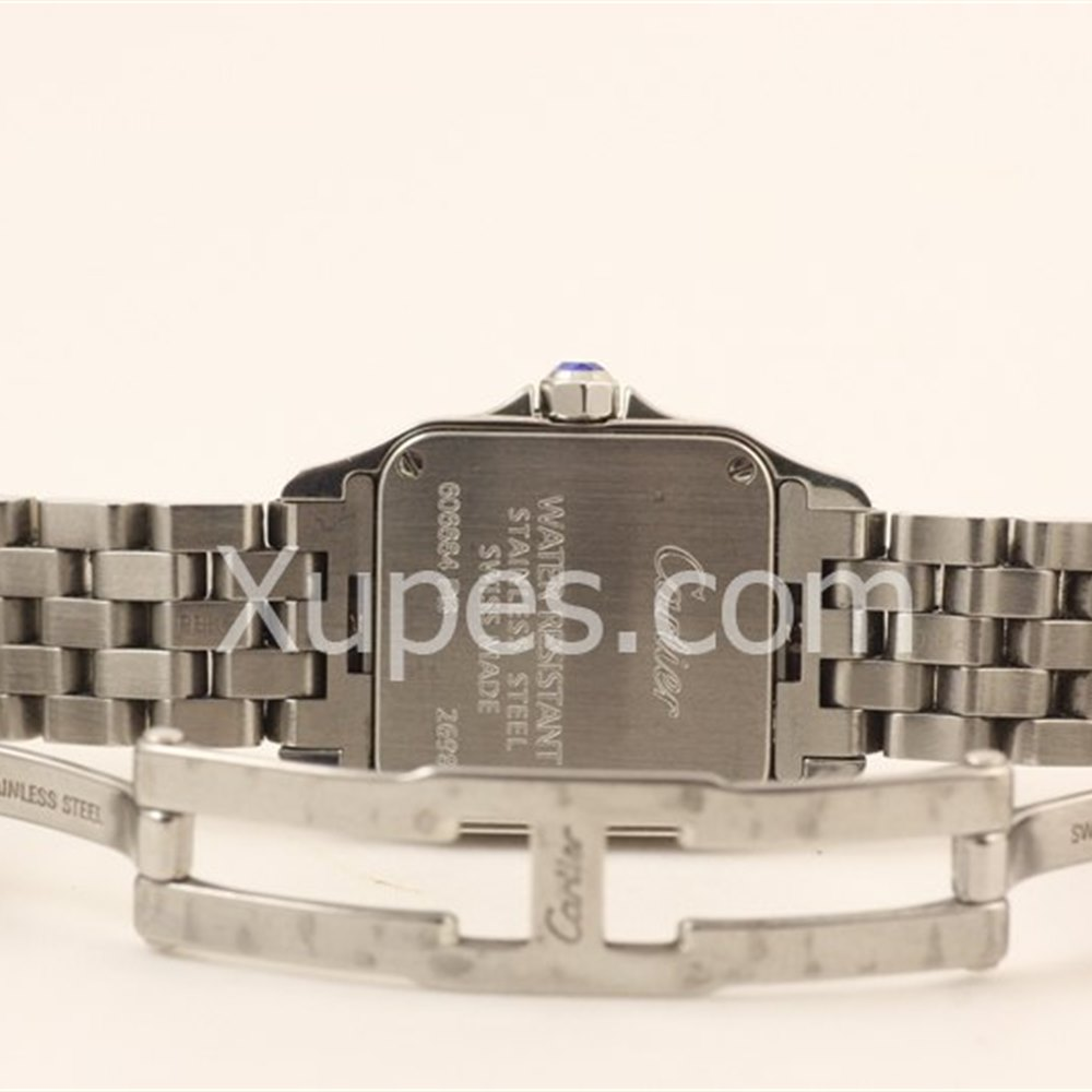Cartier Santos Demoiselle Stainless Steel