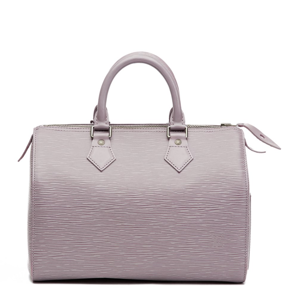 Louis Vuitton Lilac Epi Leather Speedy 25 36b5ddaedd6af