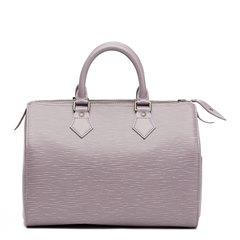 Louis Vuitton Lilac Epi Leather Speedy 25