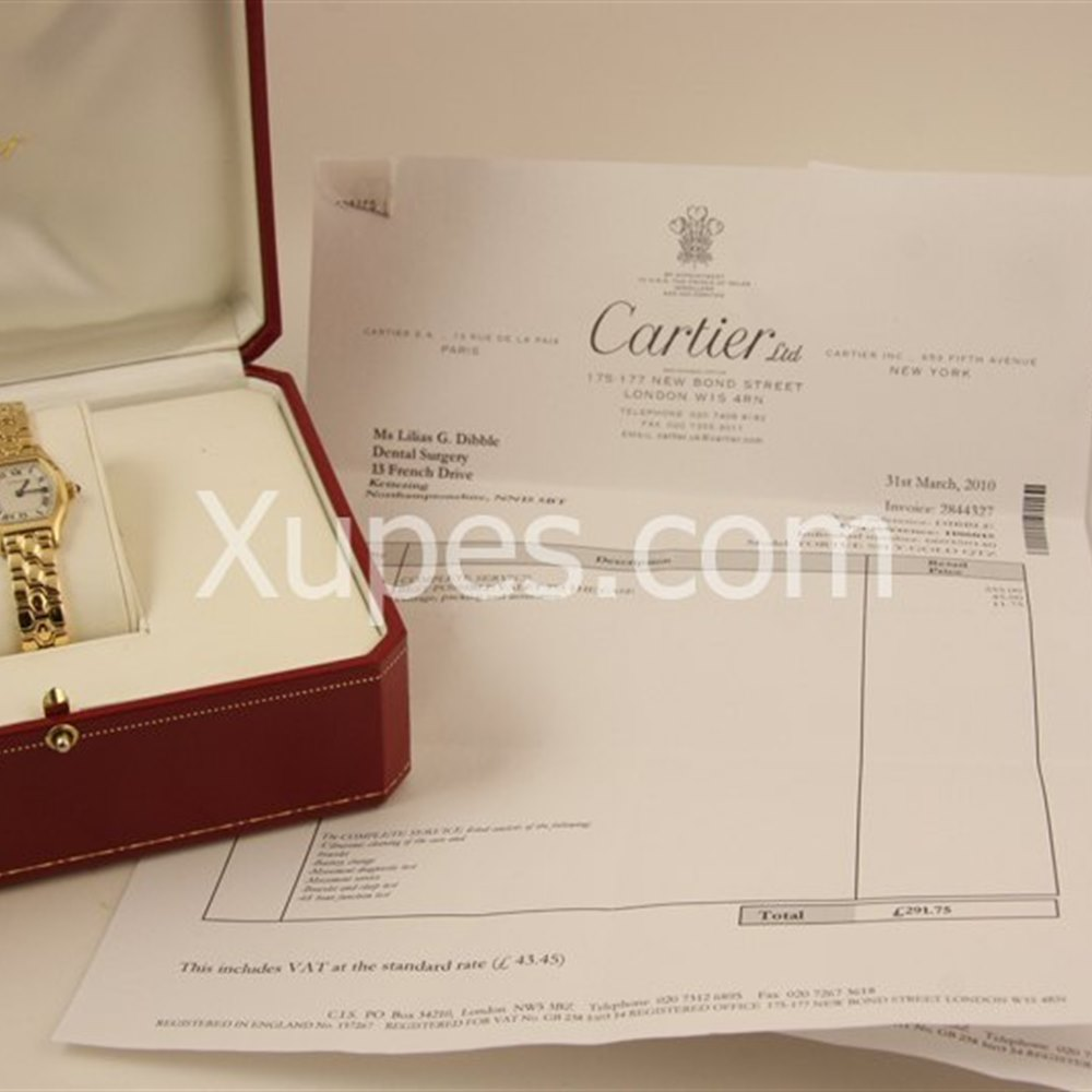 Cartier Tortue 18k Yellow Gold *********