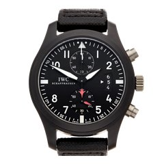 IWC Pilot's Chronograph Top Gun 46mm Ceramic - IW388007