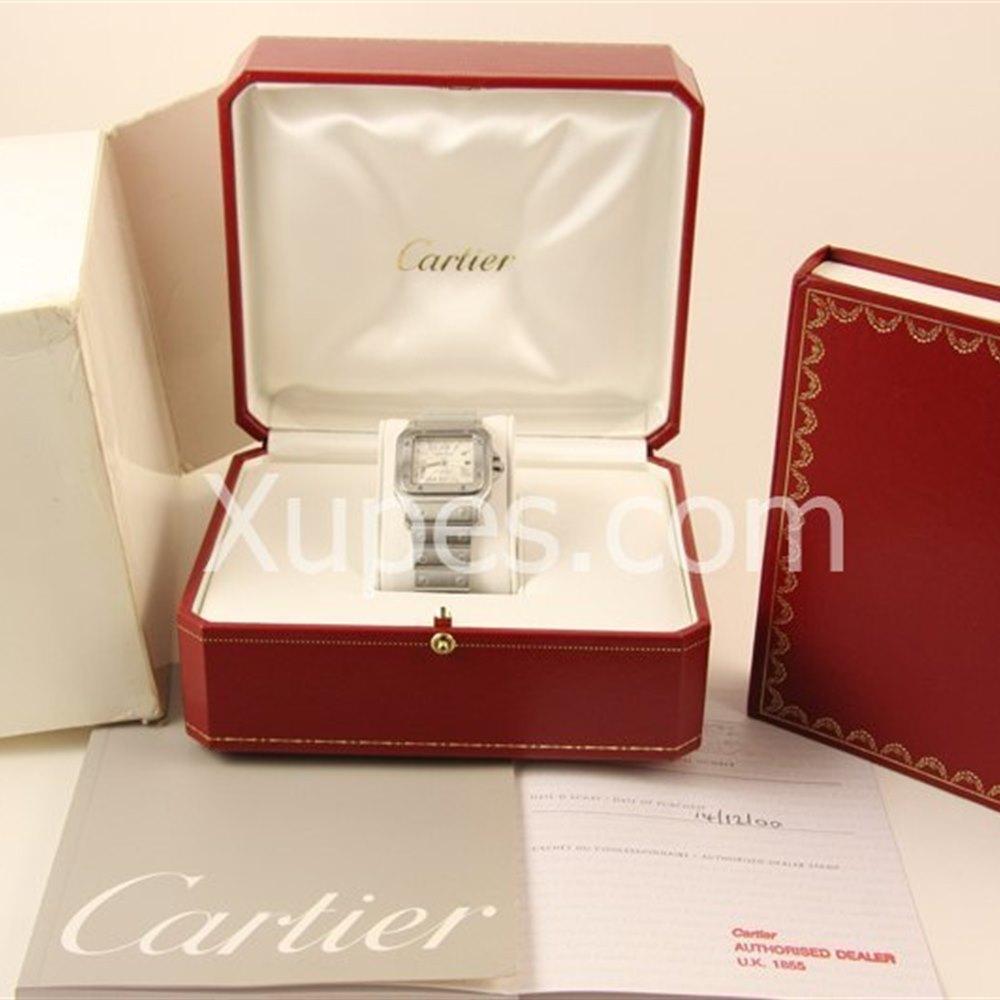 Cartier Santos Stainless Steel *********