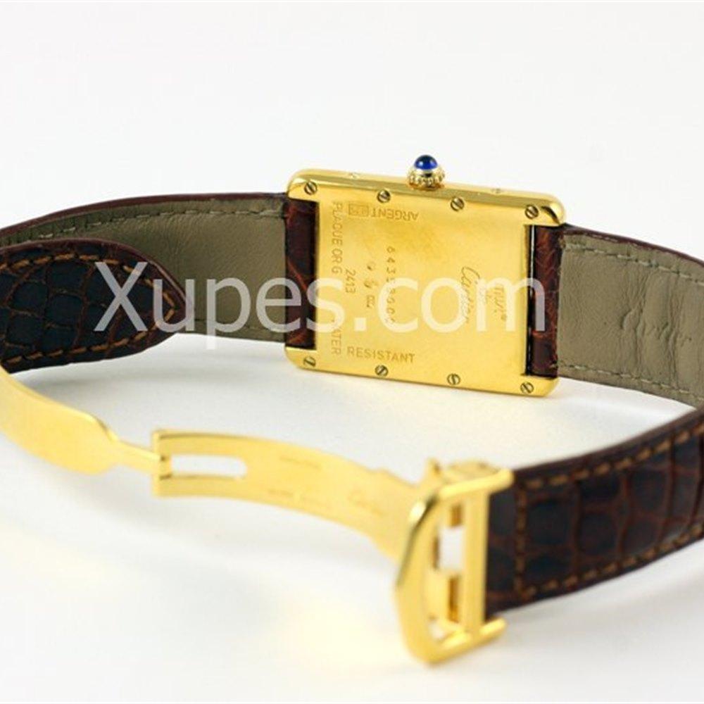Cartier Must De Cartier 18k Yellow Gold Plated on 925 Silver *********
