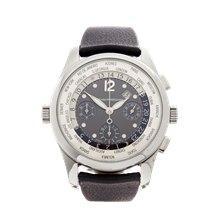 Girard Perregaux WW.TC Chronograph 43mm 18K White Gold - 4900-53-27-42-BA6A