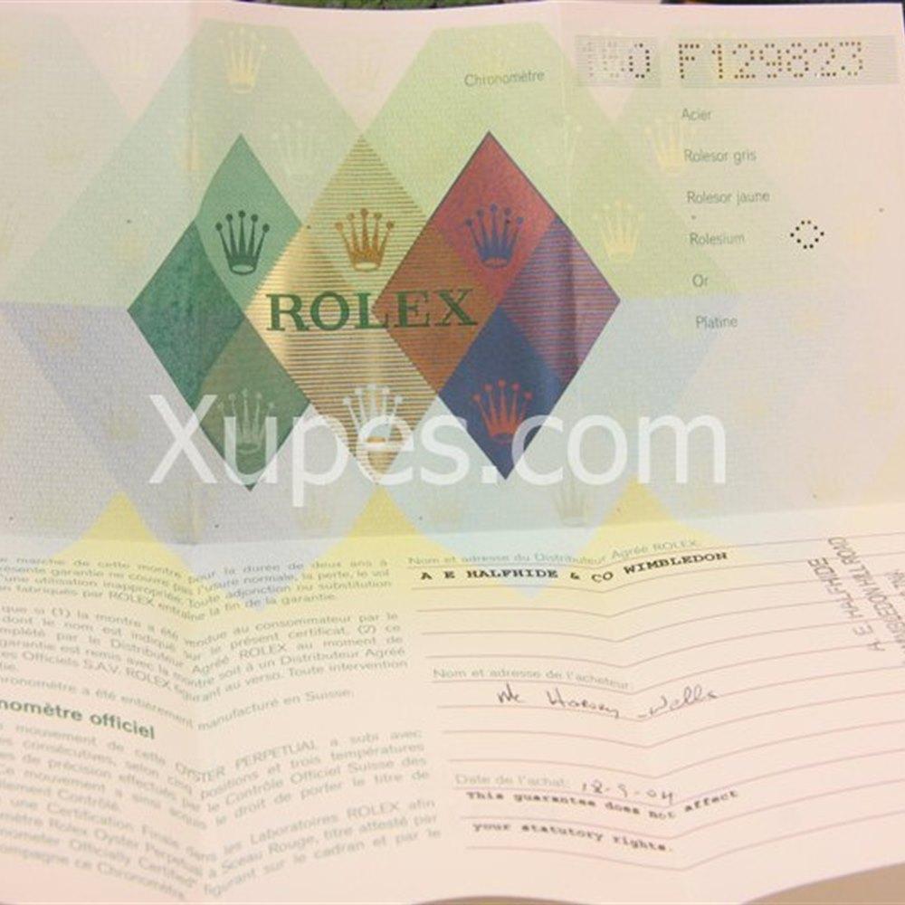 Rolex Yacht-Master Stainless Steel/Platinum Bezel *********