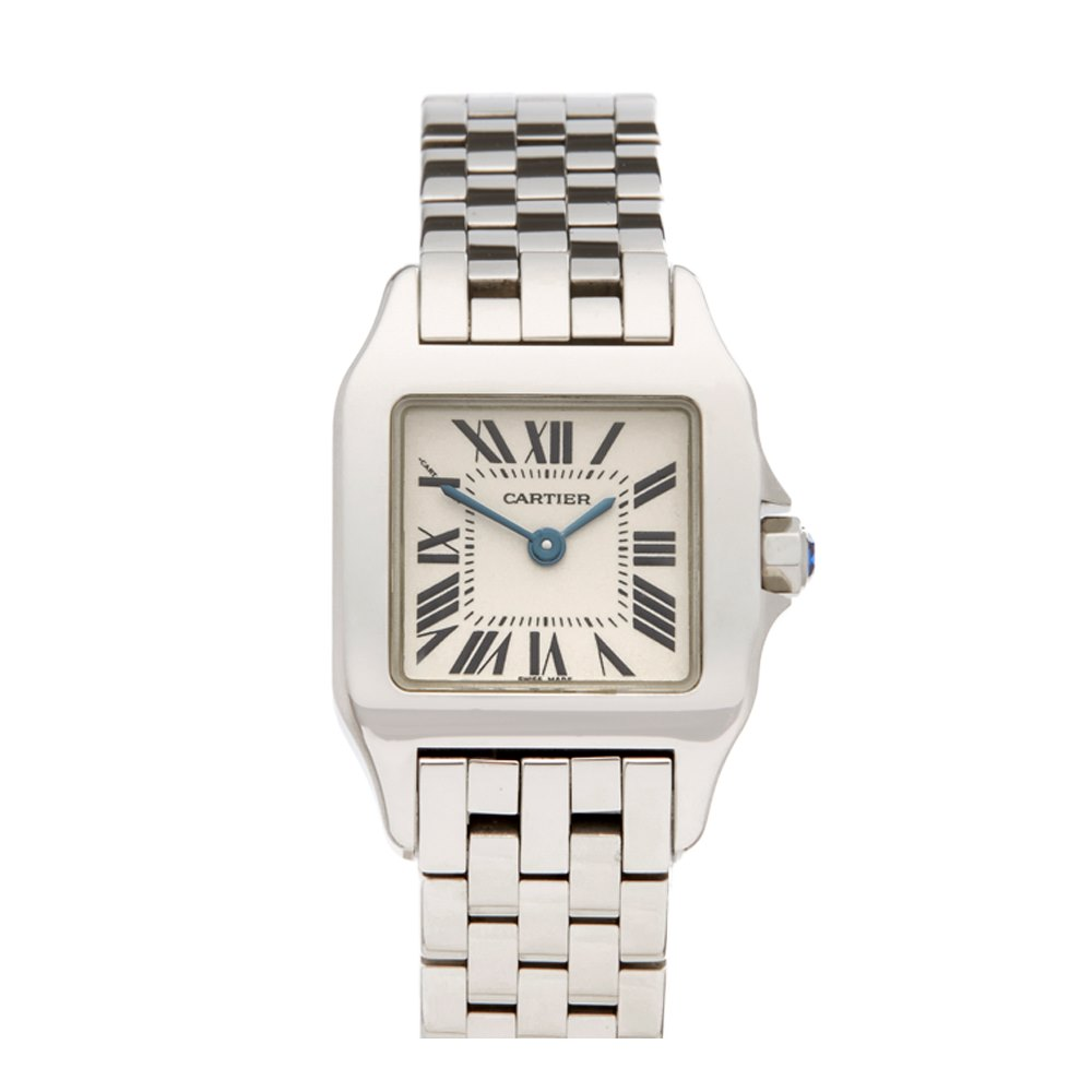 more photos 8ab3e f68d1 Santos Demoiselle Stainless Steel 2698 or W25064Z5