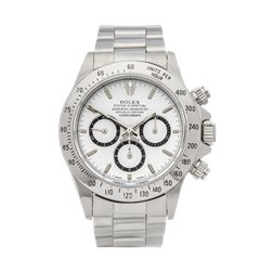 Rolex Daytona Inverted 6 Chronograph 40mm Stainless Steel - 16520
