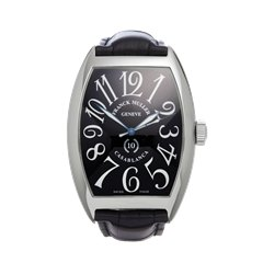 Franck Muller Casablanca 10th Anniversary Stainless Steel - 8880C