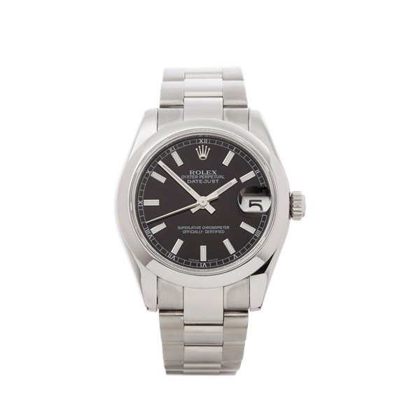 Rolex Datejust 31mm Stainless Steel - 178240