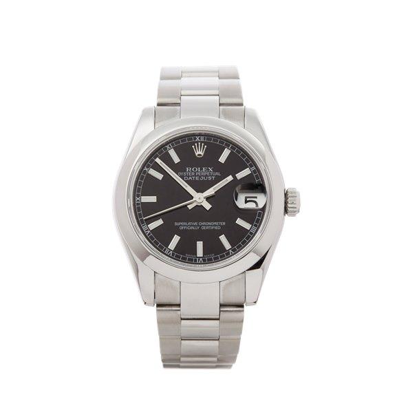 Rolex DateJust 31 Stainless Steel - 178240