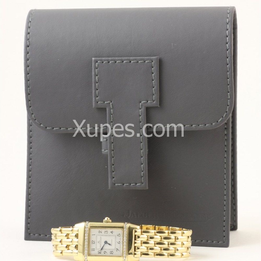 Jaeger-LeCoultre Reverso Classic 18k Yellow Gold *********