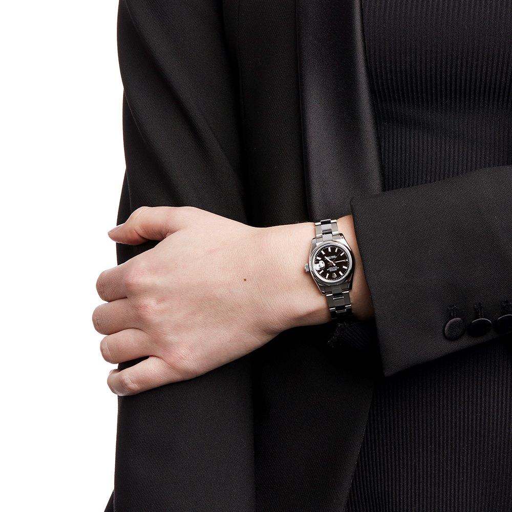 Rolex DateJust 26 Stainless Steel 179160
