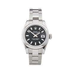 Rolex Datejust 26mm Stainless Steel - 179160