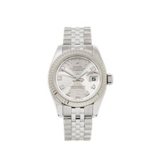 Rolex Datejust 26mm Stainless Steel & 18K White Gold - 179174