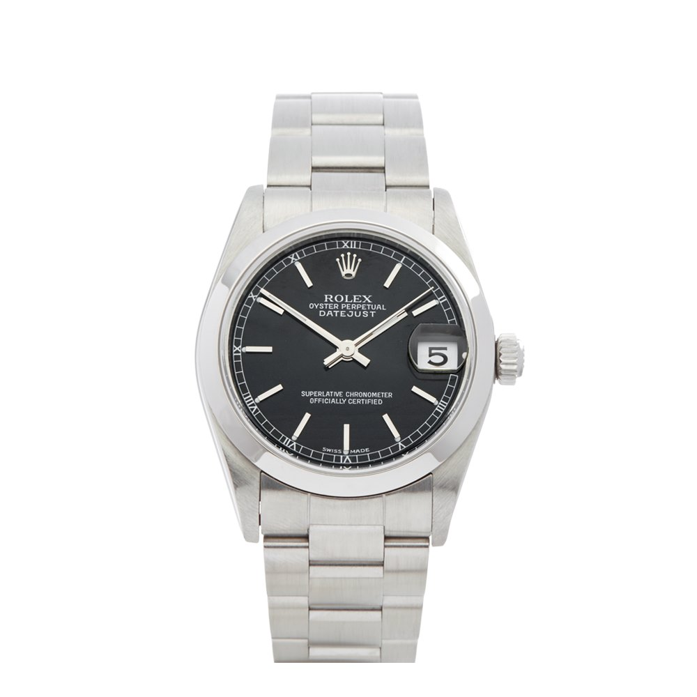 Rolex DateJust 31 Stainless Steel 78240