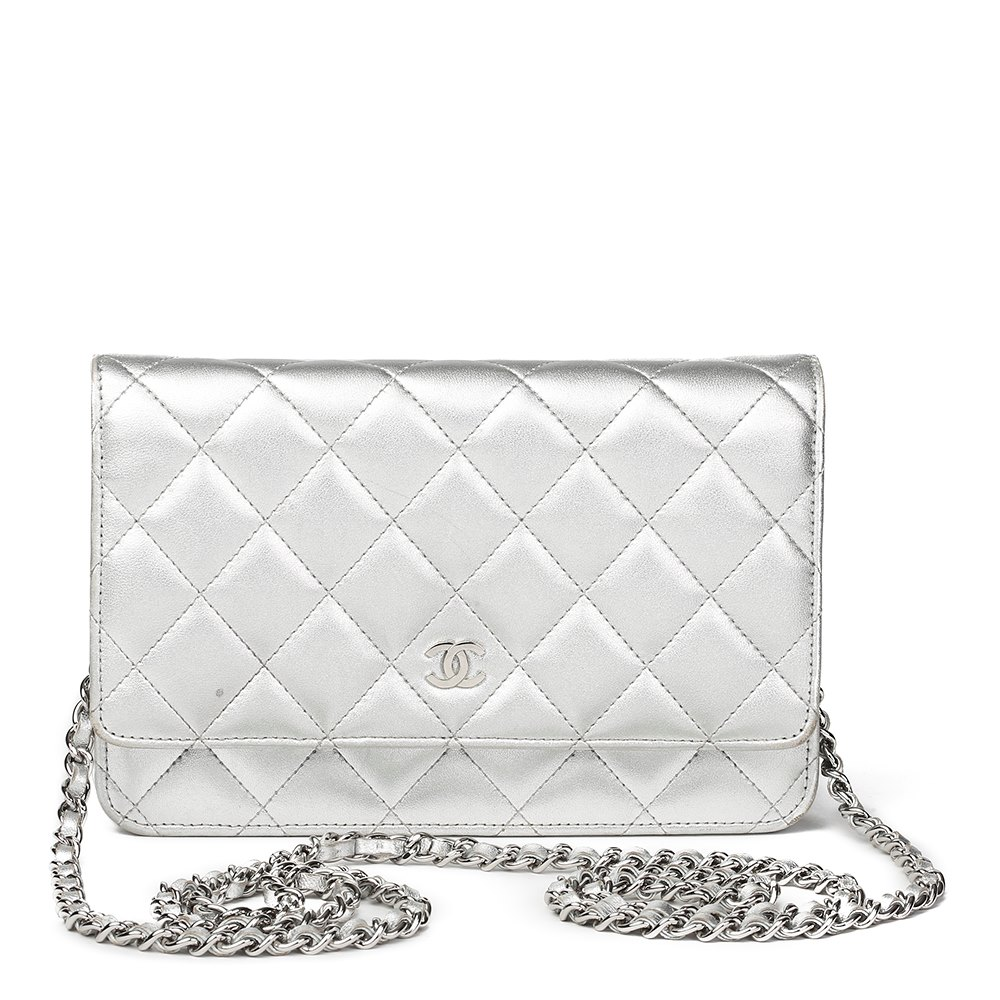 e2f8c4f2e553 Chanel Wallet-on-Chain 2011 HB1439 | Second Hand Handbags | Xupes