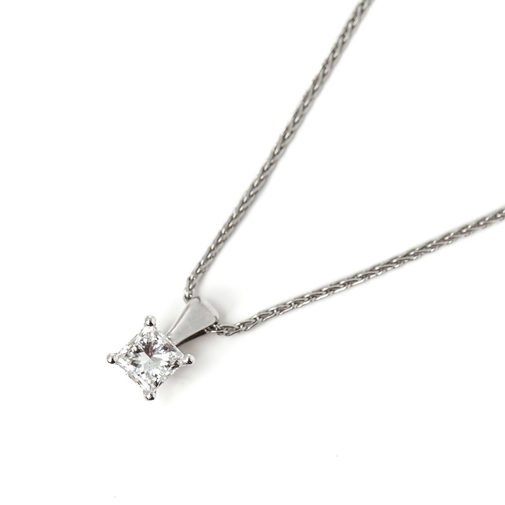diamond riviera cj necklace charles platinum of jewelers products