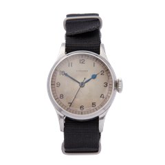 Longines Vintage Military 32mm Stainless Steel - 431
