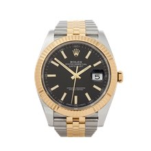 Rolex Datejust 41 41mm Stainless Steel & 18K Yellow Gold - 126333
