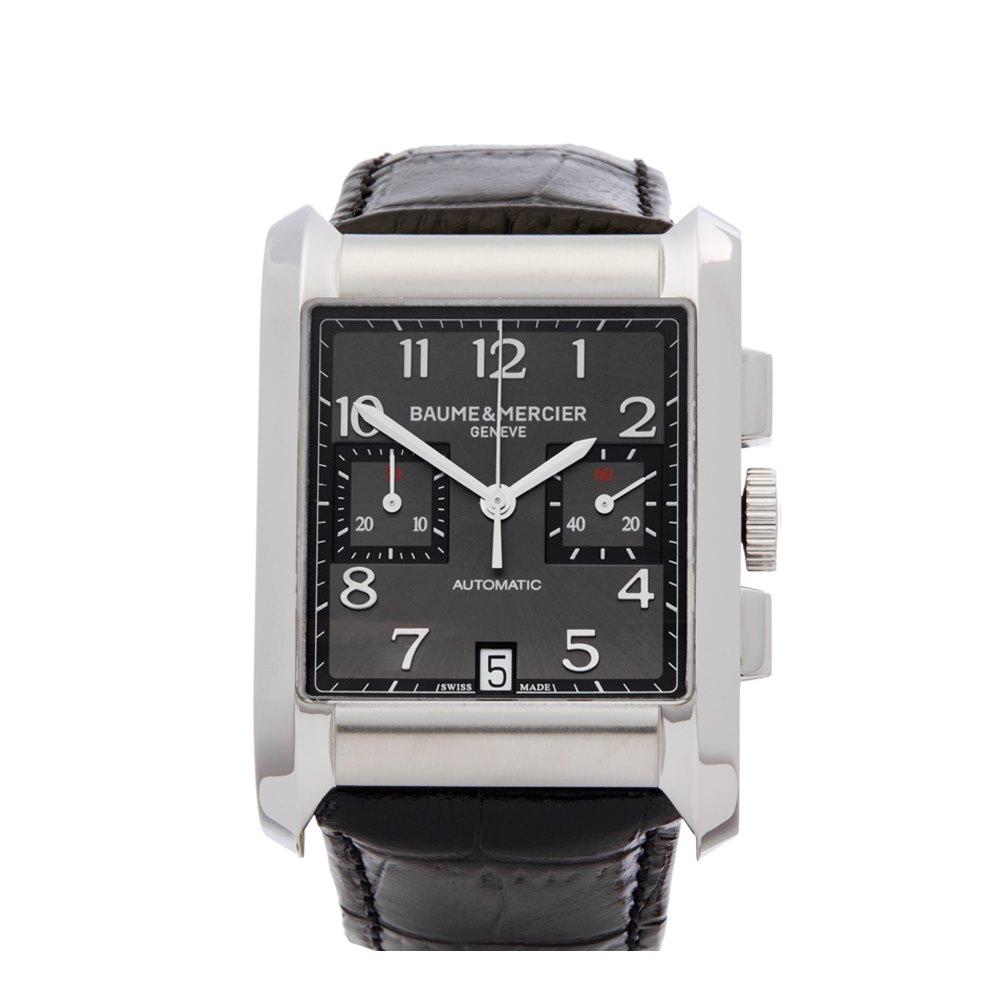 Baume & Mercier Hampton Chronograph Stainless Steel M0A10030
