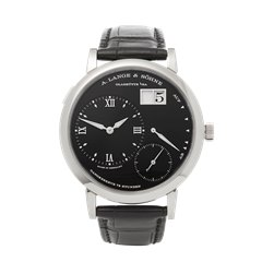 A. Lange & Sohne Grand Lange One 41mm 18K White Gold - 117.028