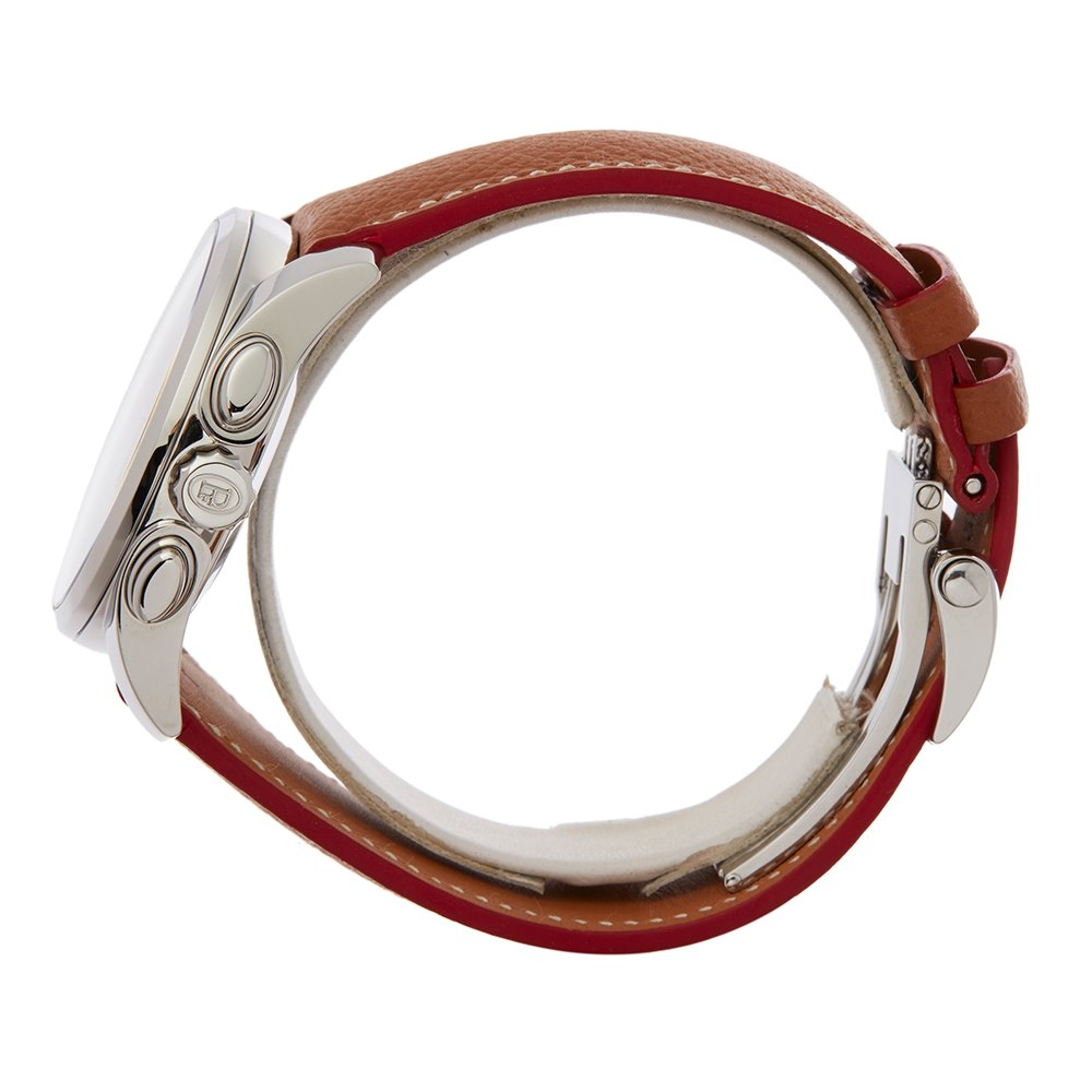 Parmigiani Fleurier Tonda Métrographe Chronograph Stainless Steel PFC274-0002400-HE6042