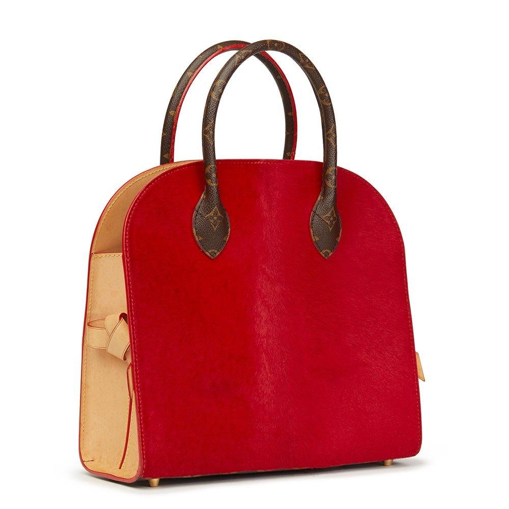 81733a805cfa Louis Vuitton Shopping Bag Christian Louboutin 2014 HB1244