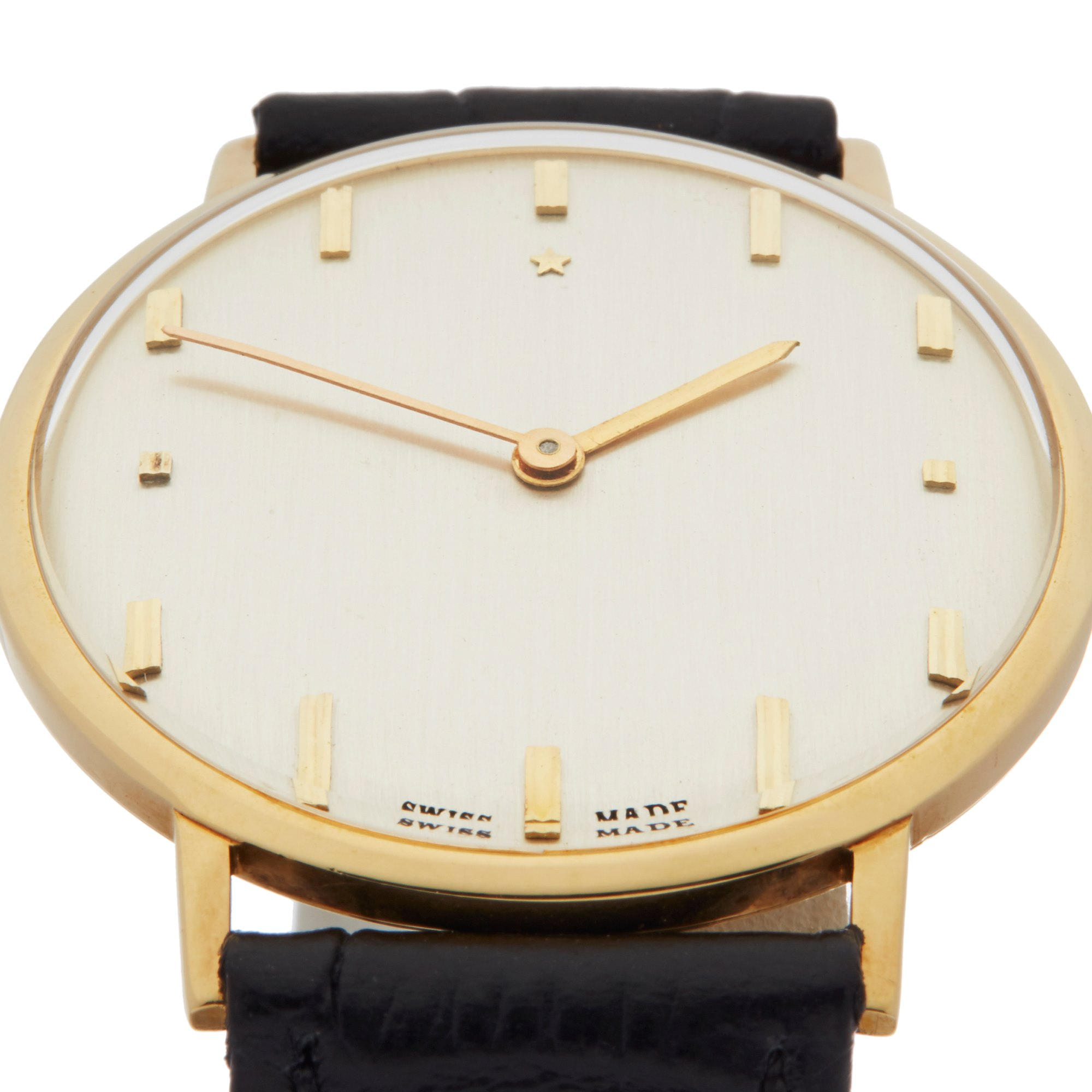 Zenith Vintage Yellow Gold N/A