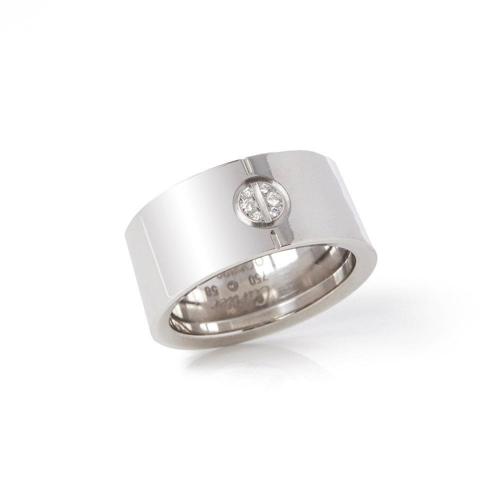 cartier high love ring