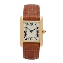 Cartier Tank Louis Cartier 18k Yellow Gold - 1150