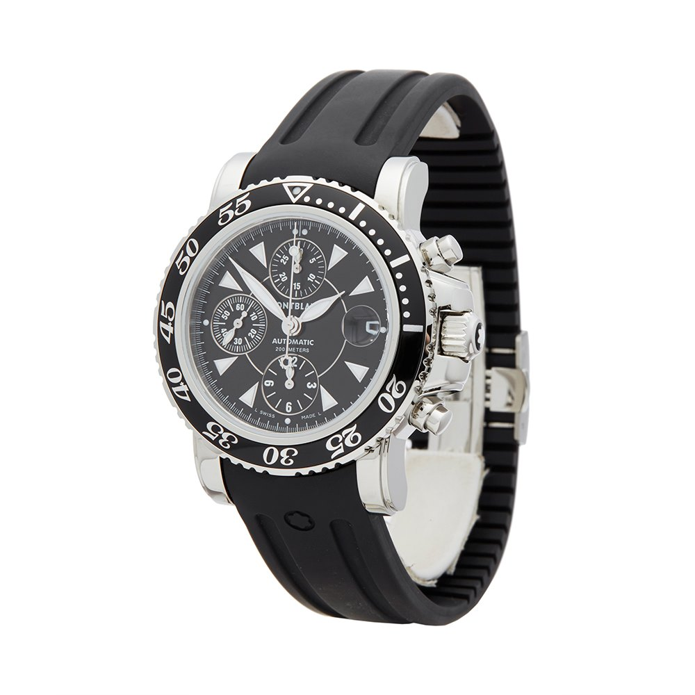 5711651184249 Montblanc Sport 7034 2017 W4545 | Second Hand Watches | Xupes