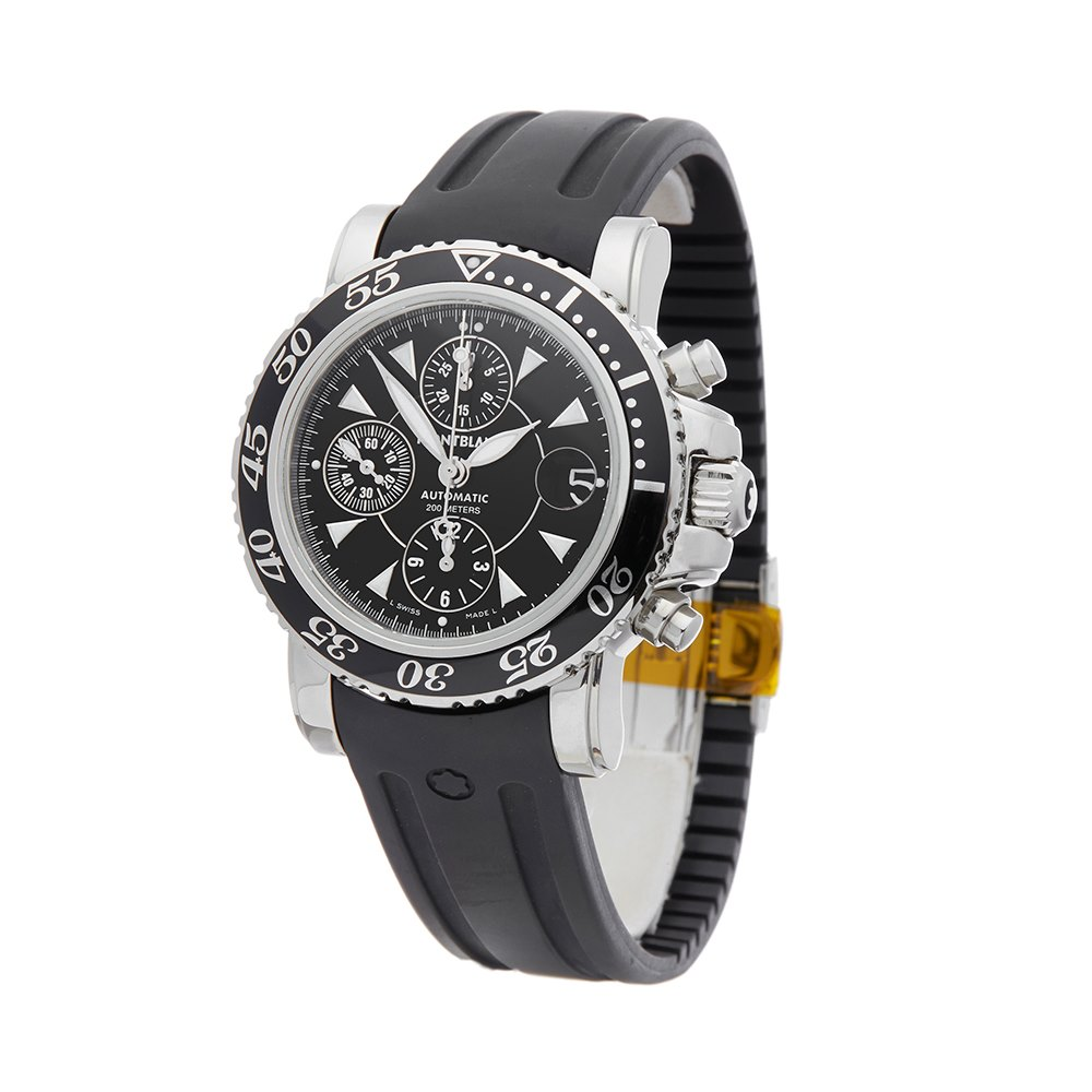 b6efd14f9bc Montblanc Sport 3274 2017 W4546 | Second Hand Watches | Xupes