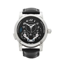 Montblanc Nicolas Rieussec Chronograph Stainless Steel - 106488