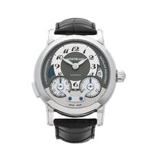 Montblanc Nicolas Rieussec 43mm Stainless Steel - 102337