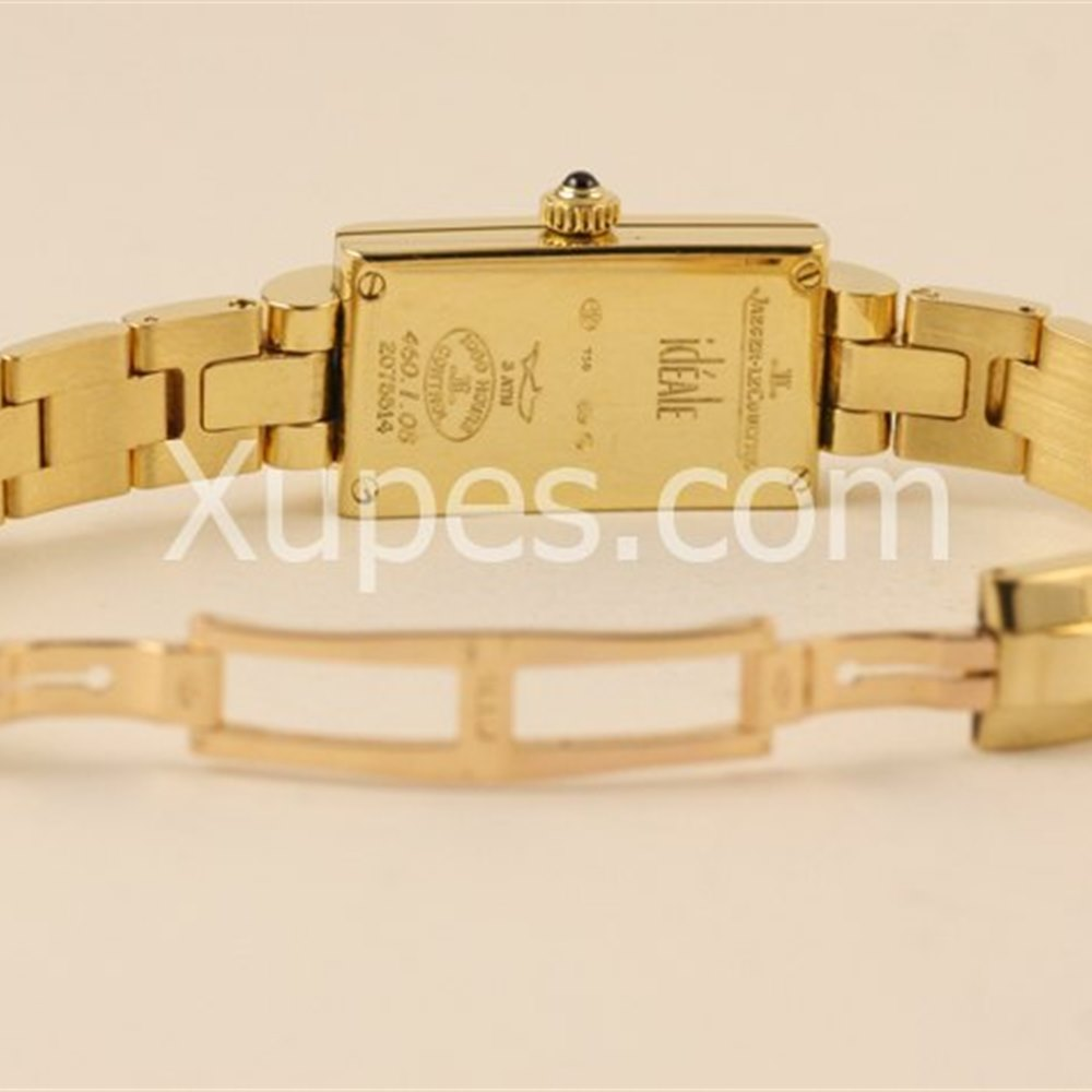 Jaeger-LeCoultre Ideale 18k Yellow Gold *********