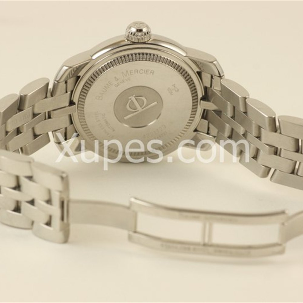 Baume & Mercier Capeland Stainless Steel *********