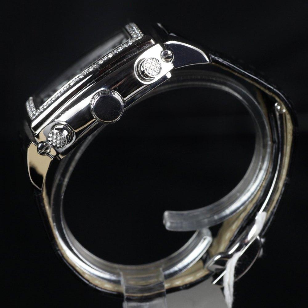 Chopard Two O Ten 18k White Gold w. Diamonds *********