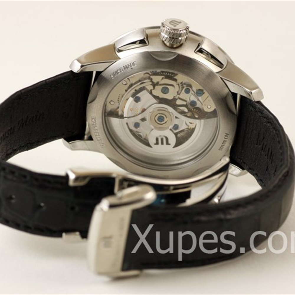 Maurice Lacroix Masterpiece Stainless Steel *********